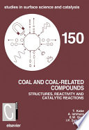 download ebook coal and coal-related compounds pdf epub