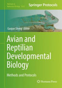 Avian and Reptilian Developmental Biology
