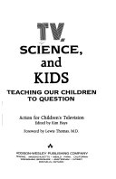Tv, Science, and Kids