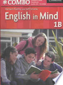 English in Mind Level 1B Combo with Audio CD CD ROM
