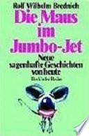 Die Maus im Jumbo Jet