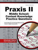 Praxis II Middle School Content Knowledge Practice Questions