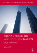 Book China's Rise in the Age of Globalization
