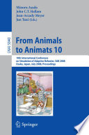 From Animals to Animats 10