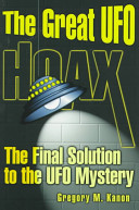 The Great UFO Hoax