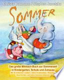 Sommer   Das gro  e Mitmach Buch zur Sommerzeit in Kindergarten  Schule und Zuhause