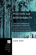 Position and Responsibility