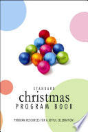 Standard Christmas Program Book