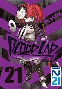 Blood Lad - Chapitre 21 : staz se lance à la poursuite d'un...