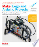 Make  Lego and Arduino Projects