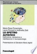 Lo spettro autistico  Definizione  valutazione e riabilitazione in neuropsicologia