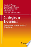 Strategies In E Business