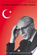 Als Rechtsgelehrter im Lande Atatürks