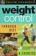 Weight Control Through Diet And Exercise