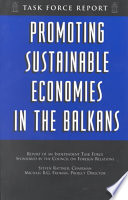 Promoting Sustainable Economies in the Balkans