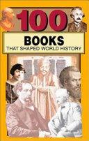 100 Books That Shaped World History