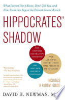 Hippocrates' Shadow : and communication as part of connecting...