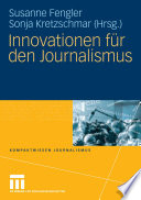 Innovationen f  r den Journalismus