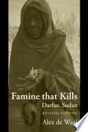 Famine that Kills Greatest Humanitarian Crisis Twenty Years Previously Darfur Was