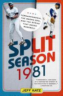 download ebook split season: 1981 pdf epub