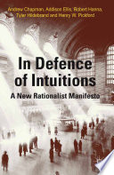 In Defense Of Intuitions book