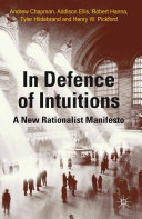 In Defense of Intuitions