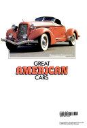 Great American Cars