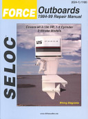 Force Outboards 1984 99 Repair Manual