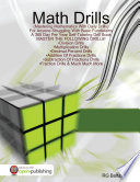Math Drills book
