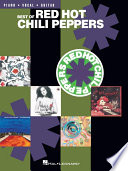 download ebook best of red hot chili peppers (songbook) pdf epub