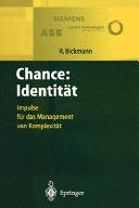 Chance   Identit  t