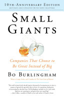 cover img of Small Giants