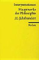 Hauptwerke Der Philosophie