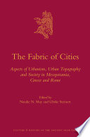 The Fabric of Cities