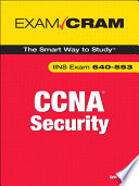 CCNA Security Exam Cram  Exam IINS 640 553
