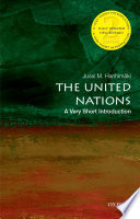 The United Nations  A Very Short Introduction