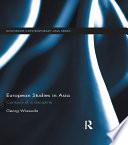 European Studies in Asia