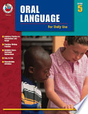 Oral Language for Daily Use  Grade 5