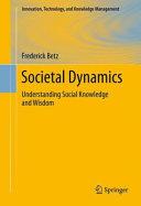 Societal Dynamics Book