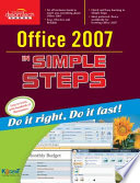 Office 2007 In Simple Steps