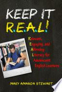 Keep It R E A L