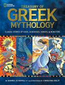 Treasury Of Greek Mythology : books—california reading association capitol choices 2012 list...