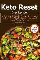 Keto Reset Diet Recipes