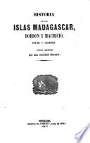 Historia de las islas Madagascar, Borbon y Mauricio