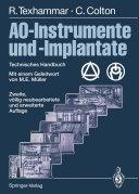 AO-Instrumente und -Implantate