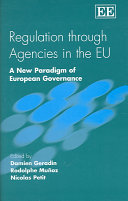 Regulation Through Agencies in the EU