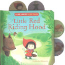 Little Red Riding Hood Girl In A Red Cloak Who