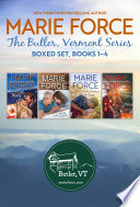 Butler Vermont Series Boxed Set Books 1 4