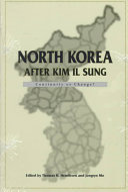 North Korea After Kim Il Sung