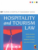 Hospitality and Tourism Law